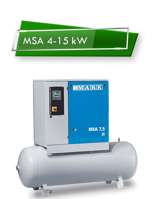 MSA 4-15 kW |AirPlus