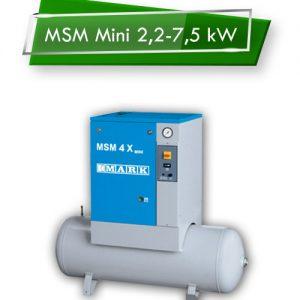 MSM MINI 2,2-7,5 KW | AirPlus
