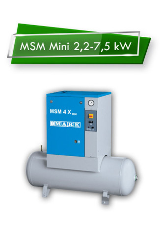 MSM MINI 2,2-7,5 KW | AirPlus