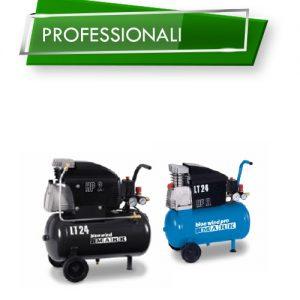 Compressori a pistoni PROFESSIONALI