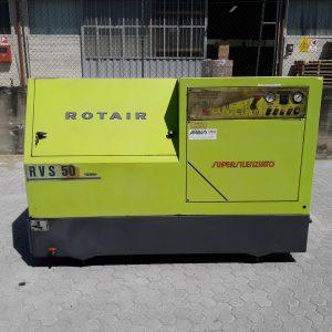 COMPRESSORE ROTAIR RVS 37 KW 50CV