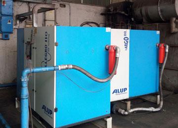 Manutenzione compressori aria