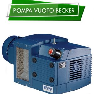 Assistenza Compressori Becker - Pompe per Vuoto