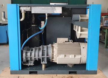 Revisione compressori aria compressa